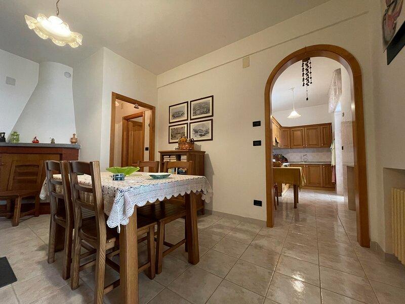 La Pagliera, holiday rental in Roccacasale
