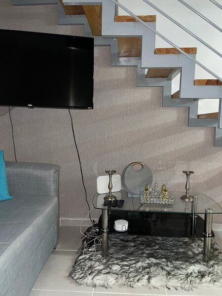 Penthouse with private rooftop near the airport., holiday rental in Santo Domingo Este