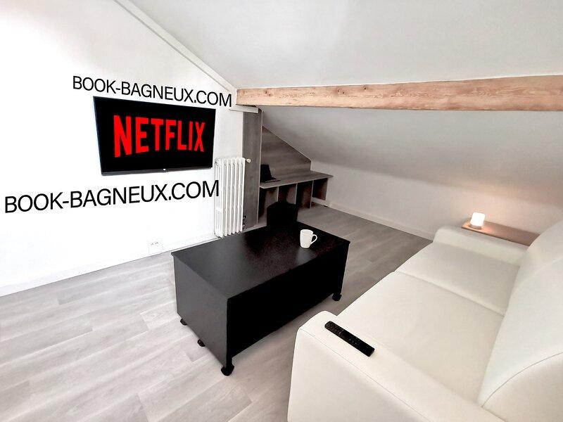 Charmant Appartement Proche Paris, location de vacances à Chevilly Larue
