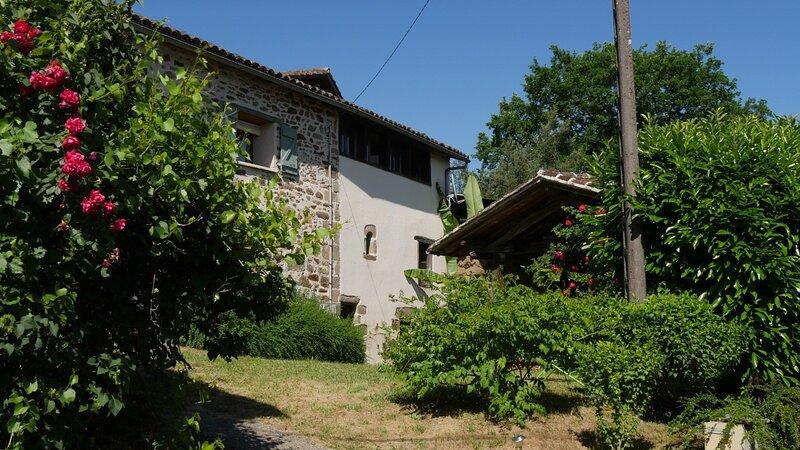 Près de Figeac gîte de Lapeyronie, holiday rental in Bouillac