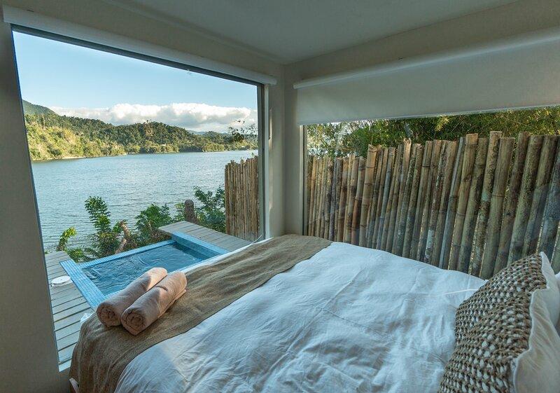 Caonillas Luxury Villa w/ Pvt Infinity Plunge Pool, vacation rental in Orocovis
