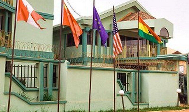 Great Luck Hotel, Kumasi, holiday rental in Ejisu