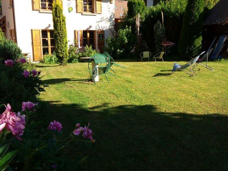 SAINT PIERRE DE CHARTREUSE - 6 pers, 83 m2, 4/3, holiday rental in Les Echelles