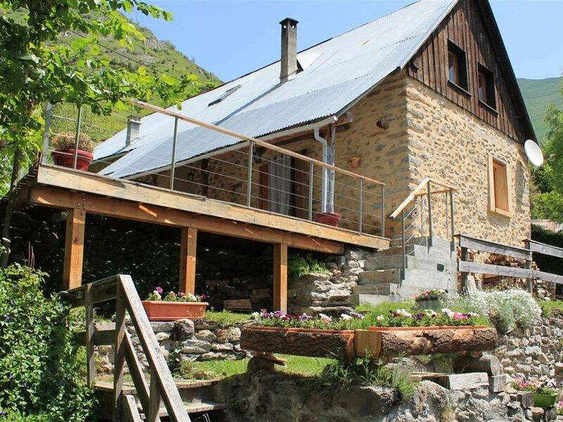 LA SALETTE FALLAVAUX - 4 pers, 59 m2, 3/2, holiday rental in Valbonnais