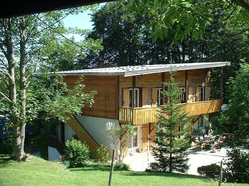 Gite des Cochettes, holiday rental in Varces-Allieres-et-Risset