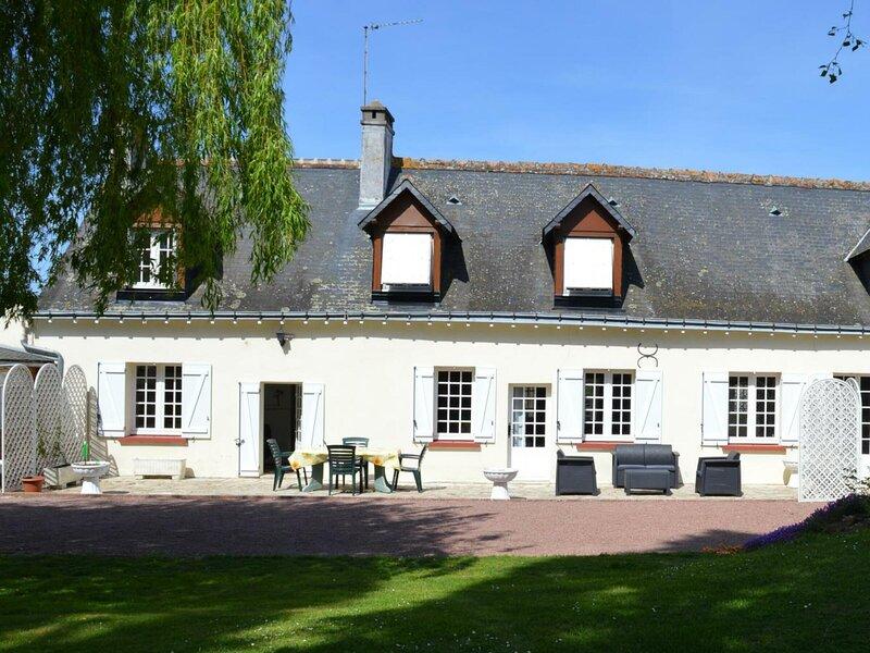 Le Carroi de Villeprée, holiday rental in Montbazon