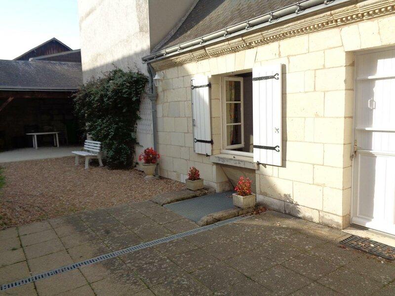 La Grioche, holiday rental in Ingrandes-de-Touraine
