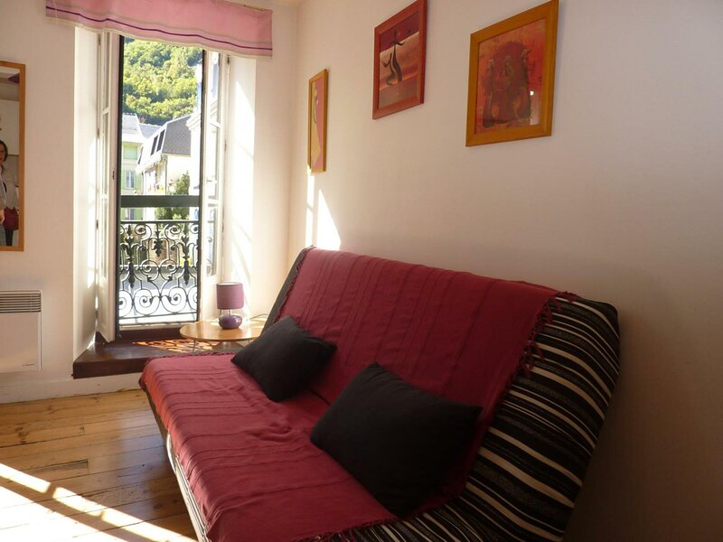 Studio Ethnique, vacation rental in Ascou