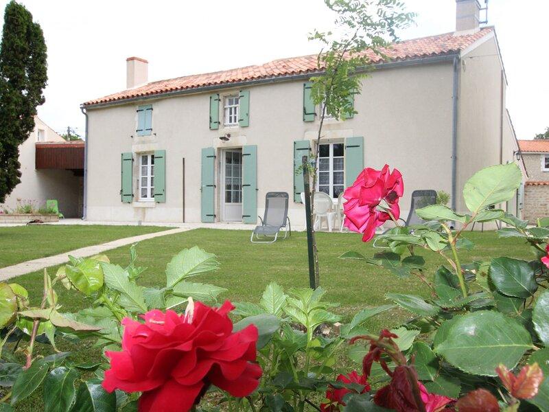 La Huppe, location de vacances à L'Hermenault