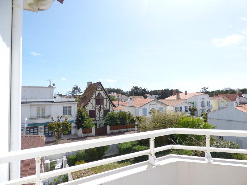 Appartement 2 chambres à 500 mètres de la grande plage, location de vacances à Croix-de-Vie