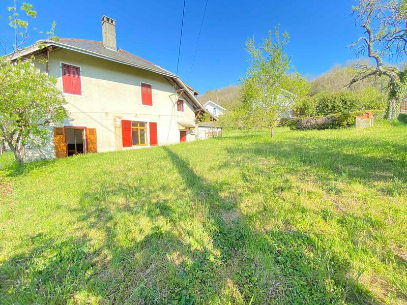 agréable maison de campagne 6 pers jardin, holiday rental in Sillingy