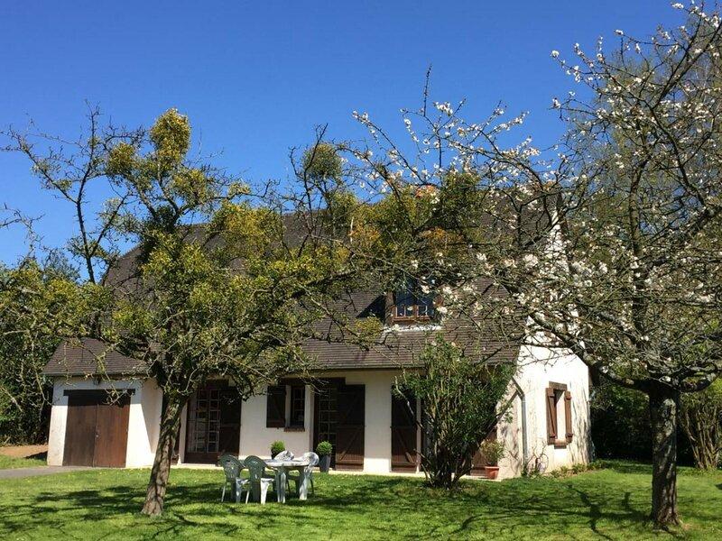 Le Clos de la Bretèque, holiday rental in Fontaine-le-Bourg
