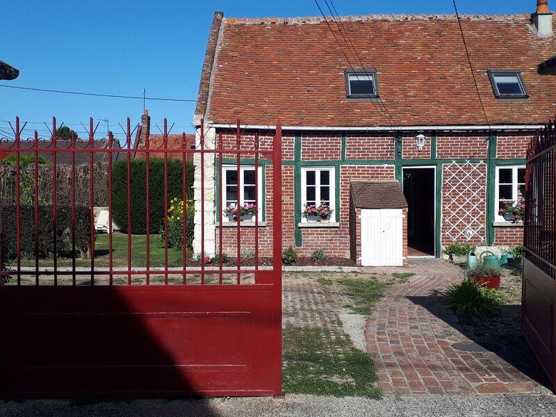 Gîte de Mr Le Roy, holiday rental in Pronleroy
