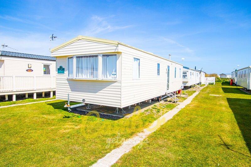 MP98 - Camber Sands Holiday Park - Sleeps 8 - Close to facilities, casa vacanza a Brookland