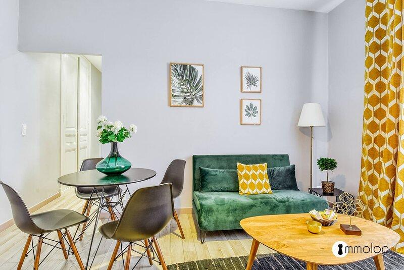 Luxury Apartment 100m From Monaco, casa vacanza a Monaco-Ville