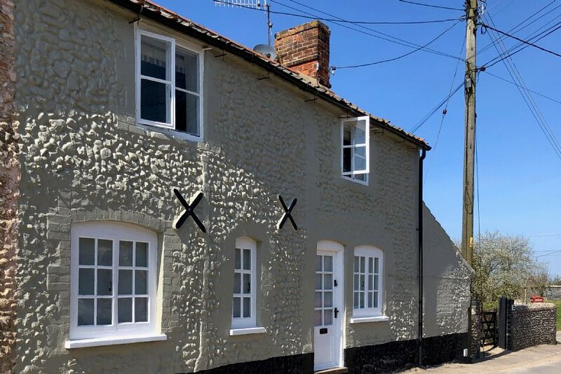 Three Tuns Cottage, location de vacances à Wighton