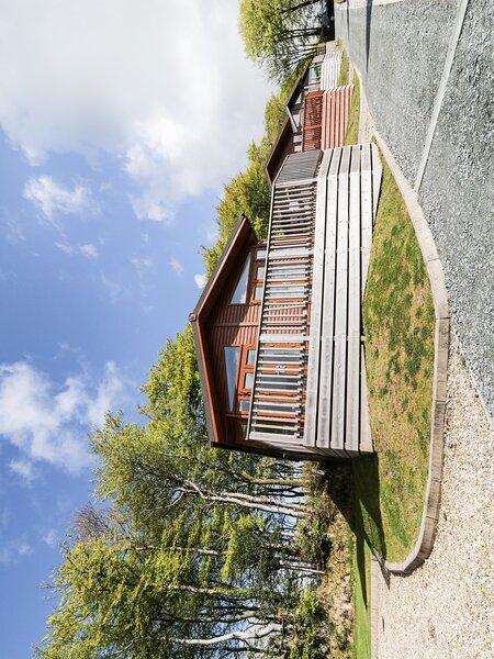 Lodge 10, Tavistock, location de vacances à Peter Tavy