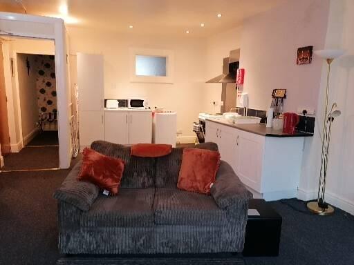 apartment 3 first floor, alquiler de vacaciones en Llandudno