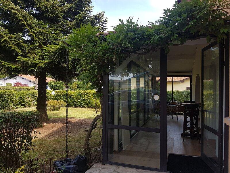 Belle villa de vacances entre Capbreton et Biarrizt, location de vacances à Labenne
