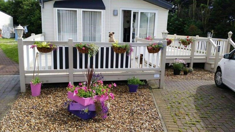 Beautiful lodge Highfield Grange Holiday Park in Essex ref 26621P, holiday rental in Little Clacton