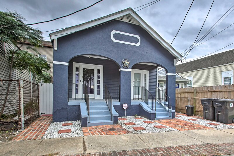 NOLA Home w/Backyard - 10 Mins to French Quarter!, holiday rental in New Orleans
