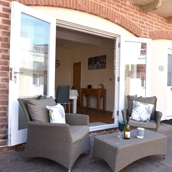 Seaside Mews - charming cottage close to the sea, holiday rental in Jevington