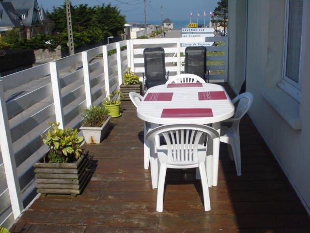 Gîte de Mer, casa vacanza a Saint-Floxel