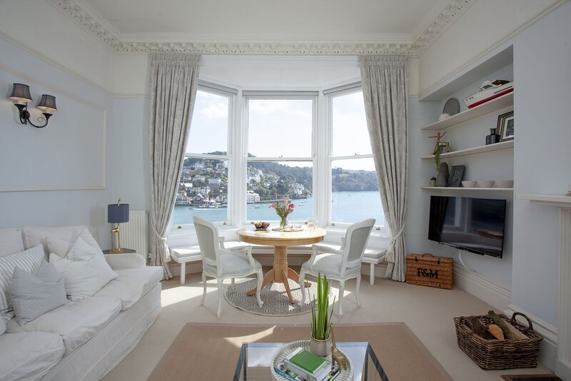 Apartment 3, The Manor House - A Grade II listed duplex apartment with incredibl, alquiler de vacaciones en Stoke Fleming