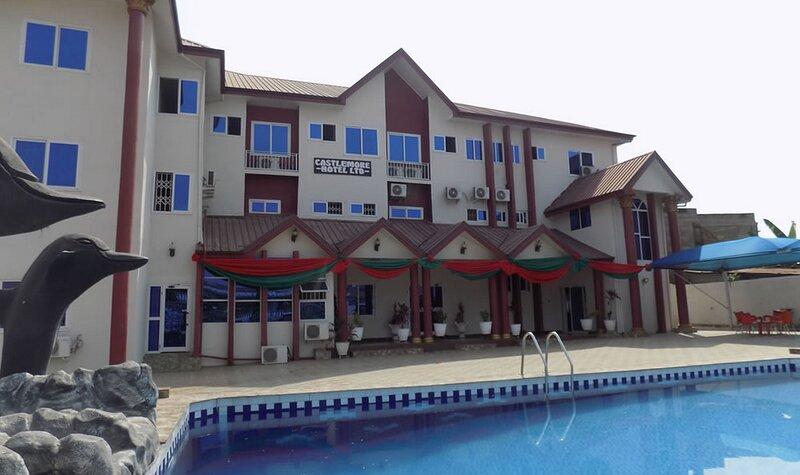 Castlemore Hotel Ltd, alquiler vacacional en Kumasi