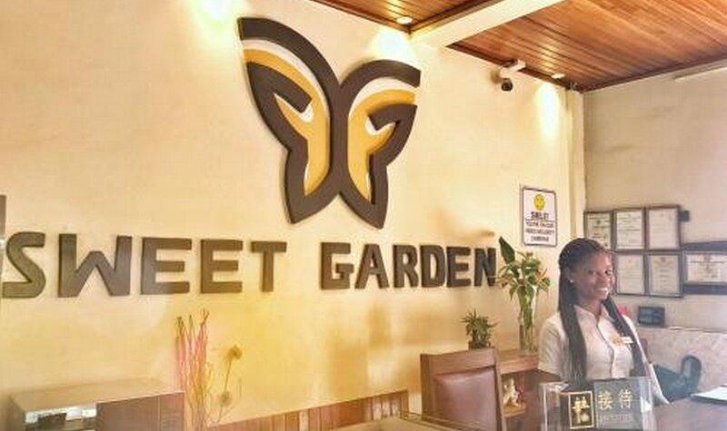 Sweet Garden Hotel Restaurant, alquiler vacacional en Kumasi