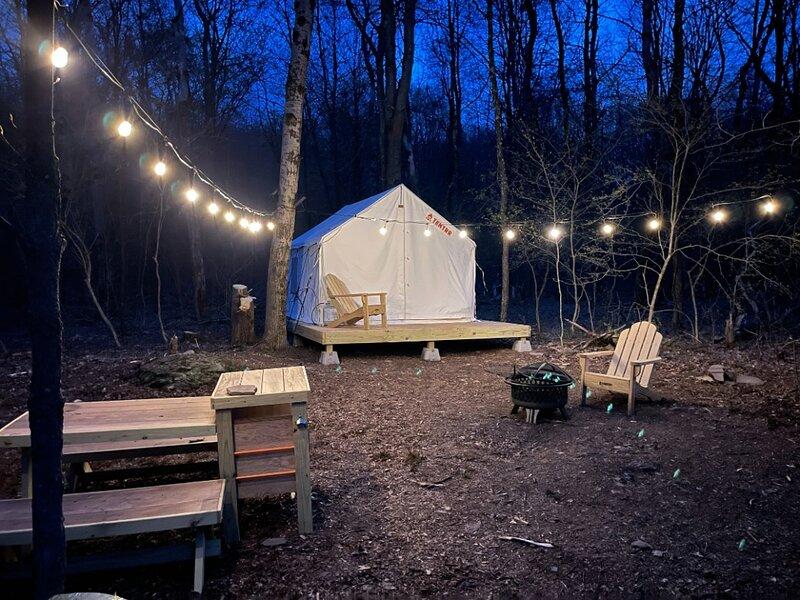 Tentrr Signature Site - Bramley Mountain Trail Camp, casa vacanza a Hobart