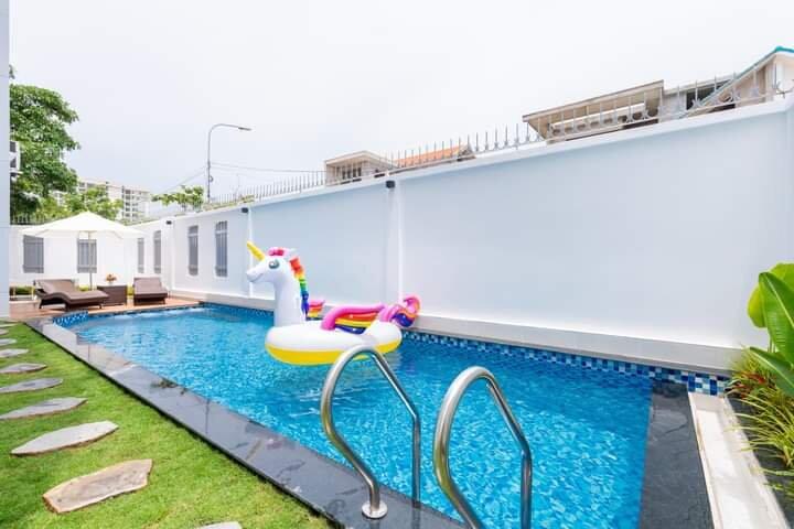 B244 POOL VILLA VUNG TAU, location de vacances à Phuoc Hai