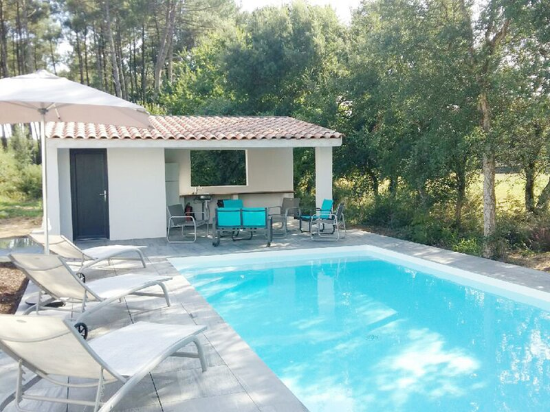 La Villa des Sables, holiday rental in Saint-Michel-Escalus