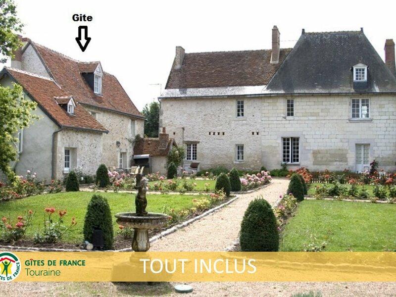 La Petite Giraudière, holiday rental in Ballan Mire