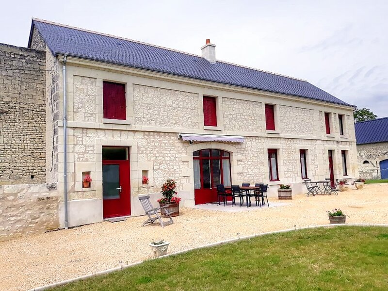 Gîte de Sassay, vacation rental in Seuilly