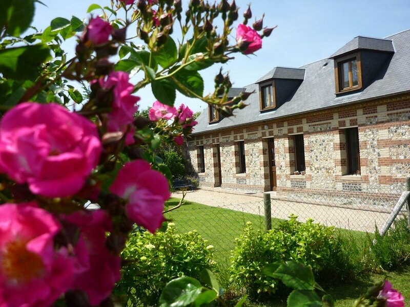 Les Joncs Marins, vacation rental in Montivilliers