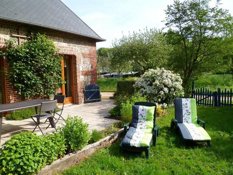 La Bergerie du Mauconduit, vacation rental in Sassetot-le-Mauconduit