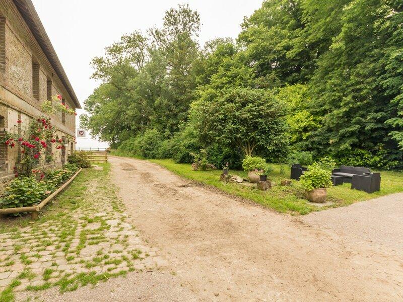 Relais du Château, casa vacanza a Hericourt-sur-Therain