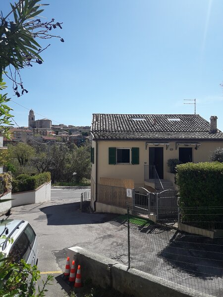 La Lupinella Apartment, holiday rental in Sirolo