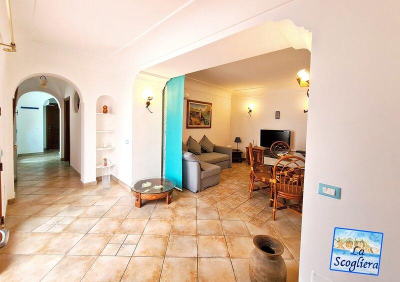 Villetta La Scogliera, casa vacanza a Capri