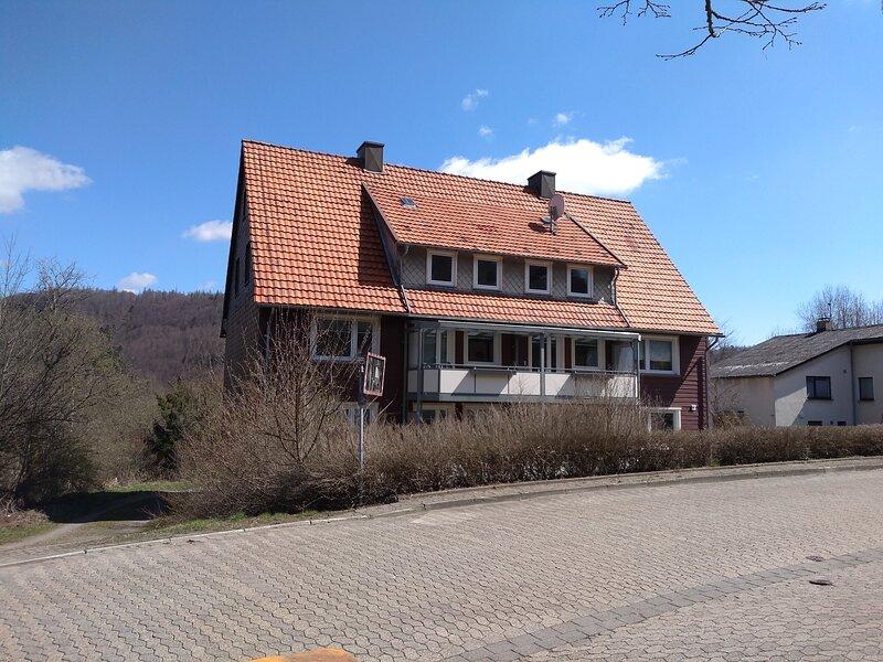 Haus Christoffel Wieda im Harz, location de vacances à Hohegeiss