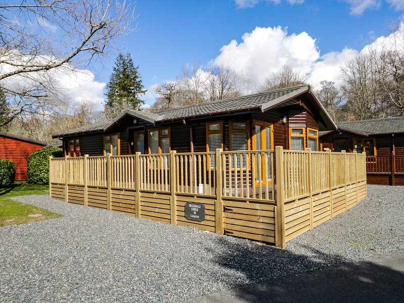 Grizedale Lodge, Windermere, vacation rental in Troutbeck Bridge