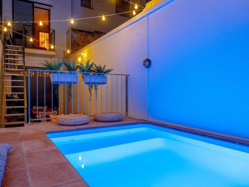 Bo&Co Apartments Sitges Parellades Centre, aluguéis de temporada em Sitges