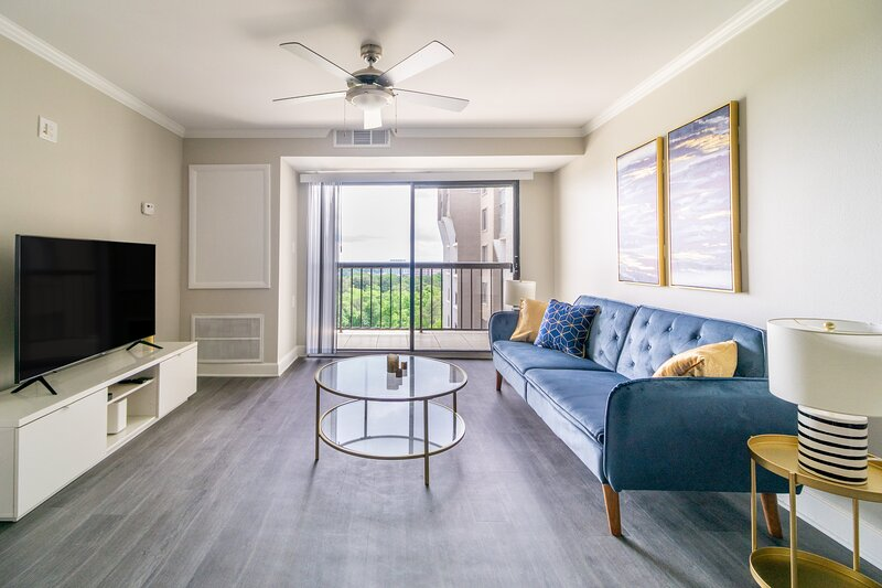 Luxury High Rise in Upscale Buckhead Community, vacation rental in Doraville