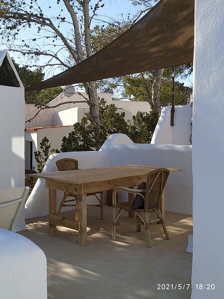 EL VAIXELL SLOW LIFE, BOHO STYLE, vakantiewoning in Ibiza