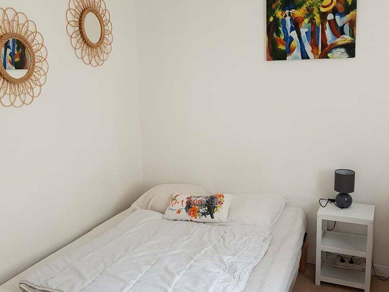 Studio plein centre ville de Vannes, vacation rental in Saint-Nolff
