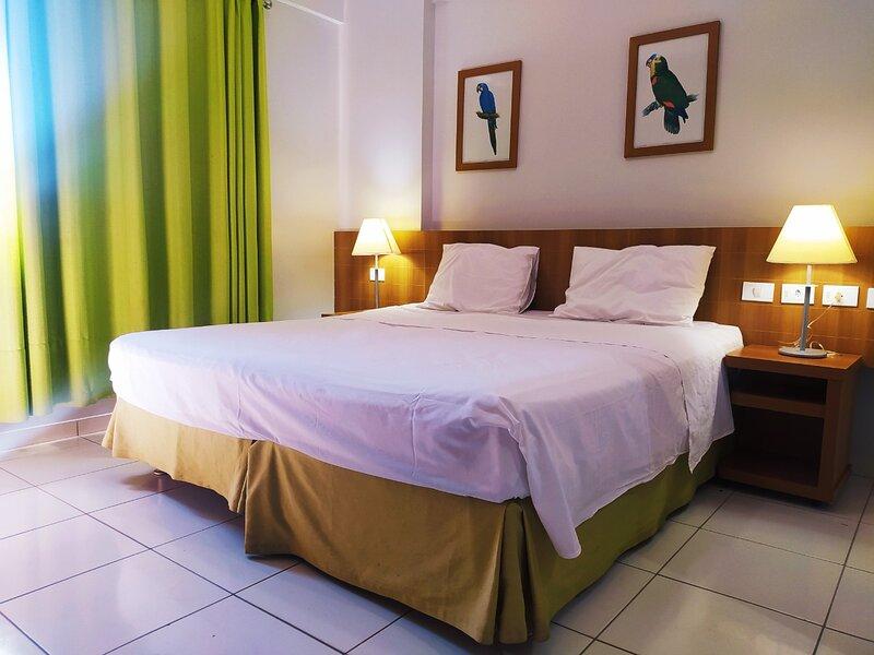 Flat Duplo Golden, location de vacances à Caldas Novas