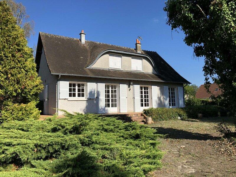 La Clé des Champs, casa vacanza a Nouan-le-Fuzelier