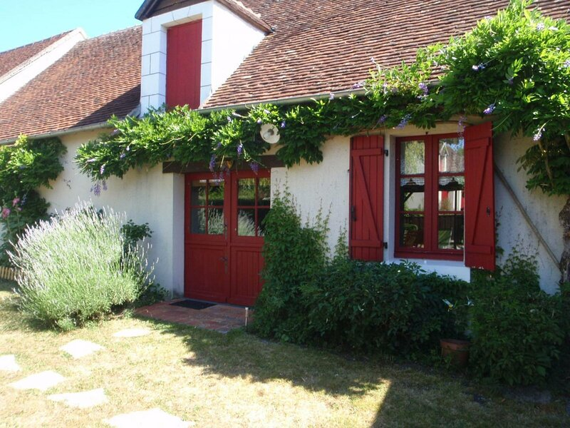 Les Verriers, vacation rental in Saint-Aignan