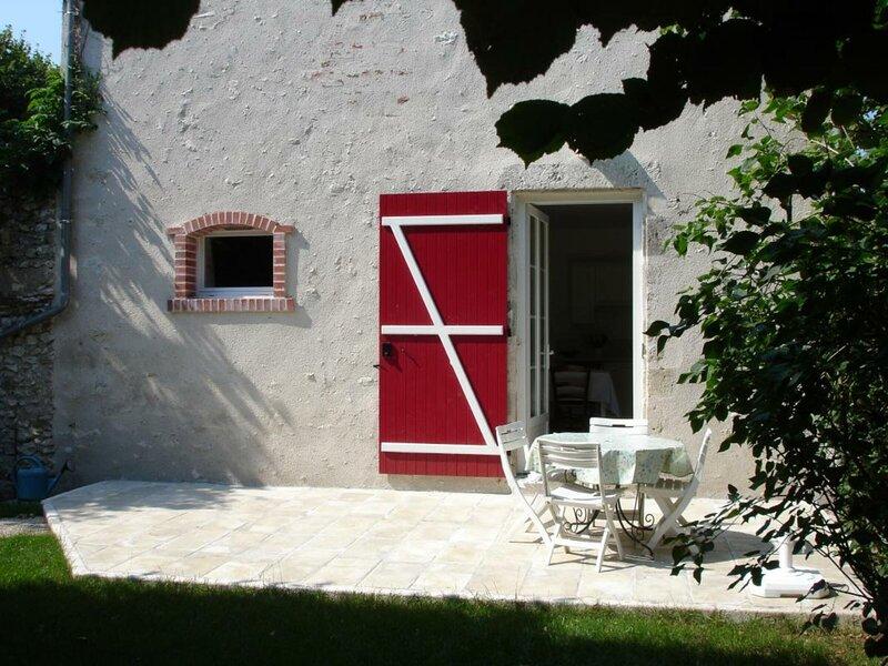 La Lézardière, holiday rental in Mont-pres-Chambord